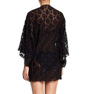 Amuse Society Dresses - Amuse Ayers coverup dress size small